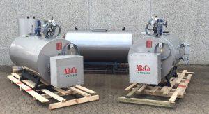 Elektrische stoomketel Ab&co